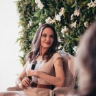 Guerlain welcomes Angelina Jolie in Paris!