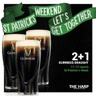 St. Patrick's Week la The Harp Irish Pub & Restaurant