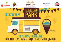 ParkLake găzduiește gusturi alese: Street Food in the Park
