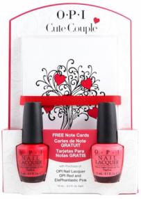 Concurs OPI Valentine's Day: 3 kit-uri OPI Cute Couple